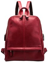 Bestqueen Women Fashion Leather Backpack Casual Daypacks Cute Shoulder Bags for Teen Girls