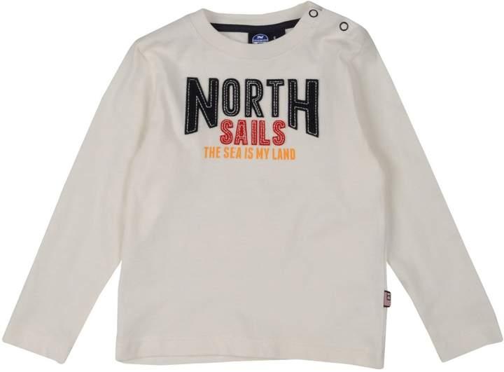 North Sails T-shirts - Item 37876653