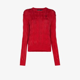 Polo Ralph Lauren Polo Pony cable knit sweater