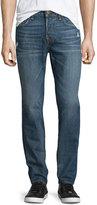 True Religion Rocco Renegade Slim-Fit Denim Jeans, Dark Blue