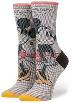 Stance Tick Tock Minnie Girls Socks