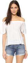 Liv St. Jean Off Shoulder Top