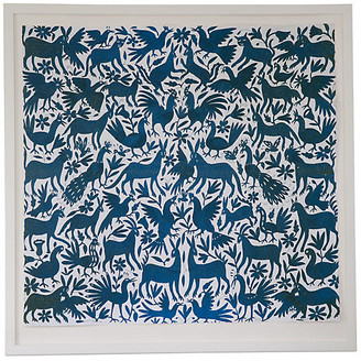 Dawn Wolfe Design Dawn Wolfe - Turquoise Otomi