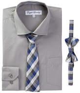 English Laundry Dress Shirt & Ties Set (Big Boys)