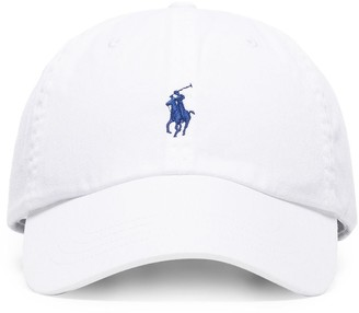 Polo Ralph Lauren Classic logo-embroidered baseball cap