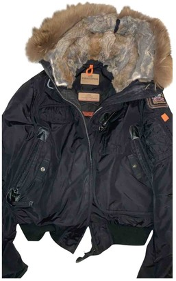 Parajumpers Black Synthetic Coats