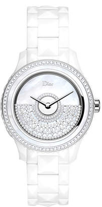 Christian Dior Women's Grand Bal Diamond Watch