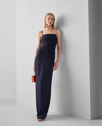 Ralph Lauren Cayson Stretch Cady Gown