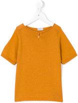 Violeta E Federico - short-sleeved sweater - kids - Cotton - 4 yrs