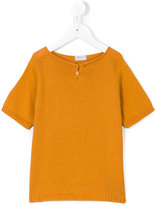 Violeta E Federico short-sleeved sweater