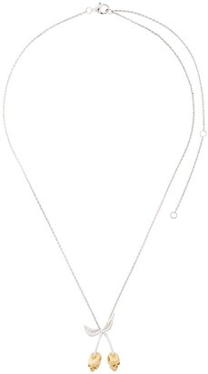 Kasun London Forbidden Cherry necklace