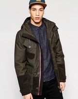 Puffa Aiden Hooded Jacket