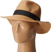 Coal The Andie Paper Straw Fedora Sun Hat