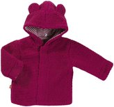 Magnificent Baby Hooded Bear Jacket - Mocha-6-12 Months