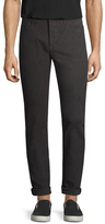 Hudson Cotton Straight Jeans