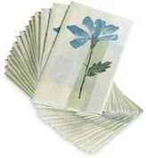 Croscill Spa Leaf Disposable Buffet/Guest Towels (Set of 16)