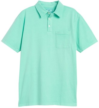 Southern Tide Island Road Polo