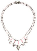 Tom Binns Pink Crystal Necklace