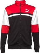 Puma Mens Super T7 Track Jacket Black
