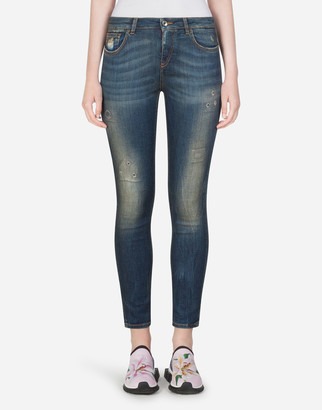 Dolce & Gabbana Pretty-Fit Jeans