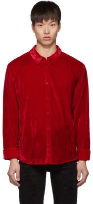Stolen Girlfriends Club Red Lounge Shirt