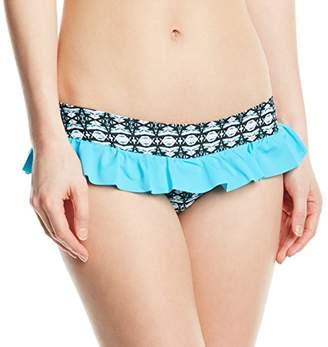 Curvy Kate Women's Cocoloco Skirted Swim Shorts,Size 8