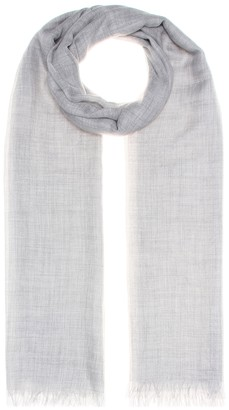 Brunello Cucinelli Cashmere and silk scarf