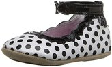 Robeez Charlotte Hard Sole Mini Shoe (Infant)