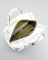 Oryany Orion Satchel Bag, White