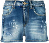 Frankie Morello Camelie denim shorts