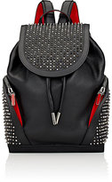 Christian Louboutin Men's Explorafunk Backpack-BLACK
