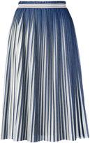 Bellerose midi pleated skirt - women - Polyester/Viscose - 2
