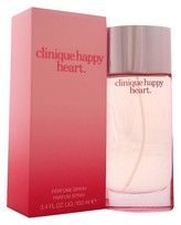 Clinique Women's Happy Heart Parfum Spray - 3.4 oz