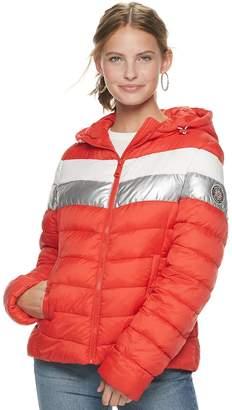 Steve Madden Juniors' NYC Packable Jacket