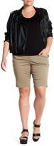 Jag Jeans Ainsley Bermuda Short (Plus Size)