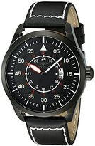 Invicta Men's 19262 I-Force Stainless Steel Watch with Black Band