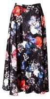 Pinko Women's Black Polyester Skirt.
