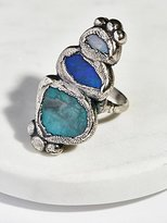 Paradox Triple Opal Ring by Bohobo Collective at Free People