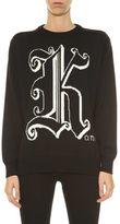 Christopher Kane 'kane' Sweater