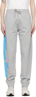 Helmut Lang Grey Saintwoods Edition HL Taxi Lounge Pants