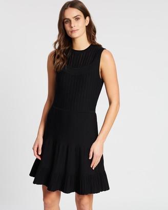 Reiss Clem Knitted Dress
