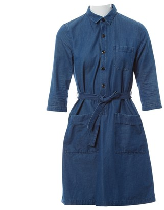 A.P.C. Blue Denim - Jeans Dresses