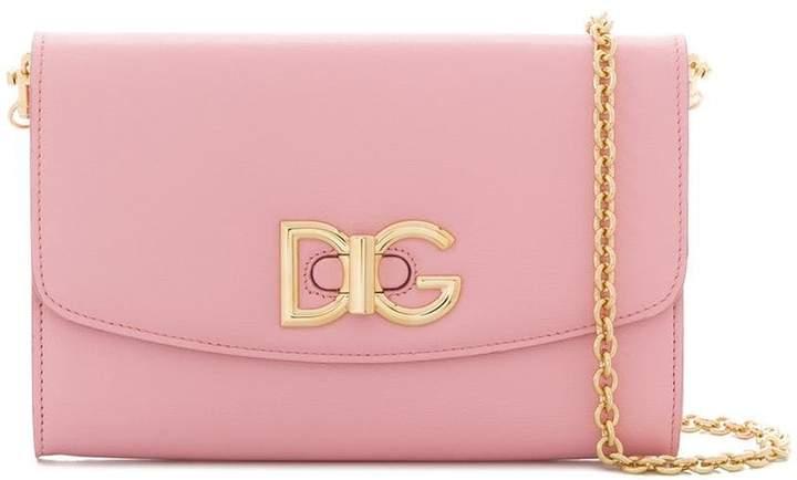Dolce & Gabbana crossbody wallet on chain