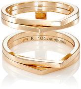 Repossi Women's 4-Row Antifer Cage Ring-PINK