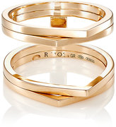 Repossi Women's 4-Row Antifer Cage Ring