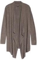 Women's Barefoot Dreams Cozychic Lite Calypso Wrap Cardigan