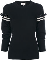3.1 Phillip Lim Ruffle-sleeve pullover