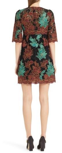 Dolce & Gabbana Women's Lace Minidress