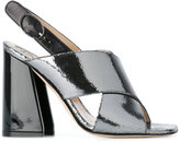 Paula Cademartori chunky heel sandals