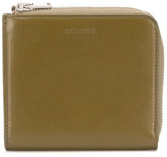 Jil Sander Square-Shape Wallet
